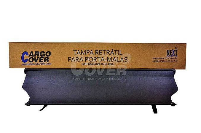 Mitsubishi PAJERO TR4 - Tampa Retrátil do porta-malas (Preta)