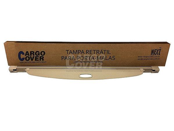 Mitsubishi PAJERO DAKAR até 2015 - Tampa Retrátil do porta-malas (bege)