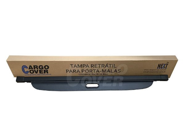 JEEP GRAND CHEROKEE 2005 à 2010 - Tampa Retrátil do porta-malas (preta)