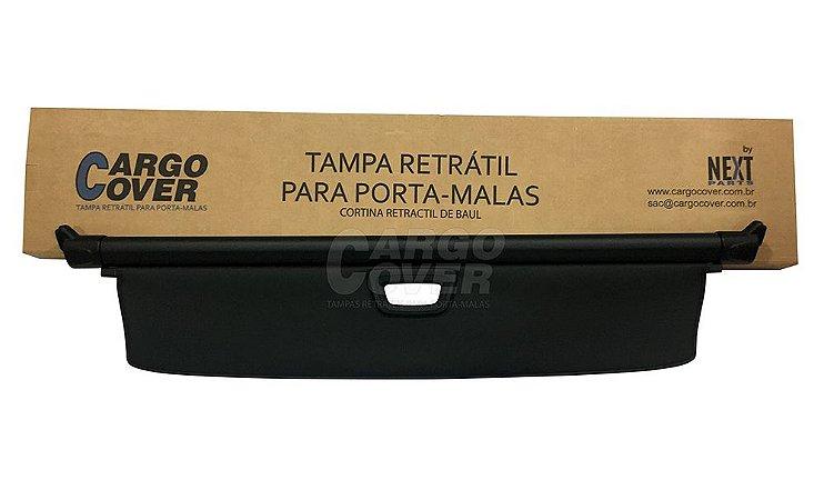 Chevrolet SPIN 2016 até 2018 - Tampa Retrátil do porta-malas (Preta)