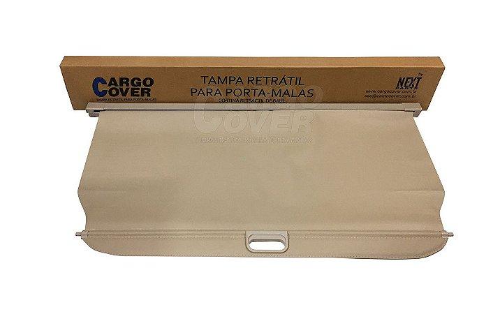 JEEP CHEROKEE 2008 à 2013 - Tampa Retrátil do porta-malas (bege)