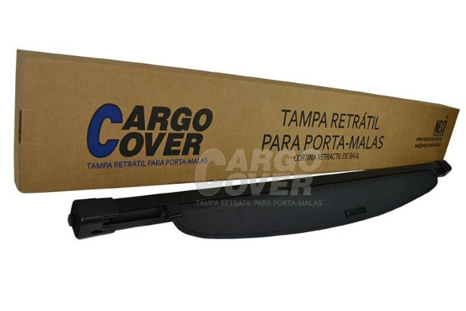SALDO! - Mitsubishi PAJERO DAKAR até 2015 - Tampa Retrátil do porta-malas (Preta)