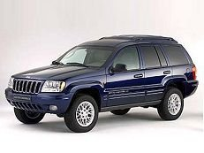 JEEP GRAND CHEROKEE 1999 à 2004 - Tampa Retrátil do porta-malas (bege)