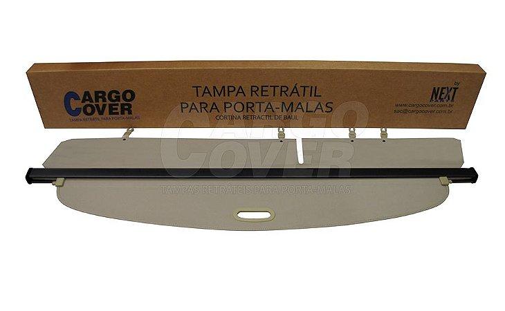 Hyundai SANTA FÉ (7 lugares) até 2012 Mod. Alternativo COM EXTENSÃO - Tampa Retrátil do porta-malas (bege) - SANTA FE