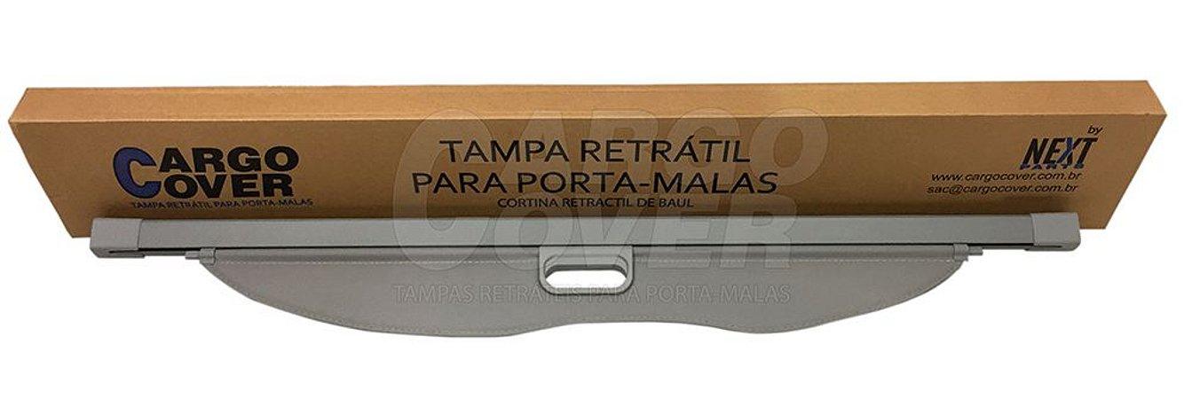 Mitsubishi PAJERO DAKAR - Tampa Retrátil do porta-malas (cinza claro)- MOD. LUXO