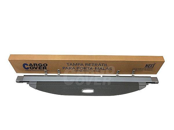 Hyundai SANTA FÉ (5 Lugares) até 2012 - Tampa Retrátil do porta-malas (Cinza Grafite) - SANTA FE