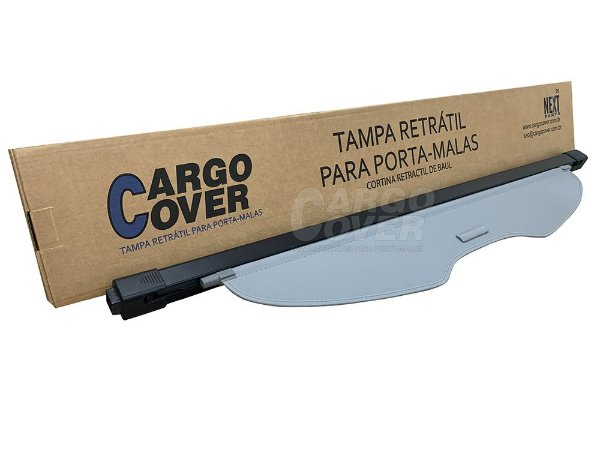 Chevrolet Captiva - Tampa Retrátil do porta-malas (Cinza)