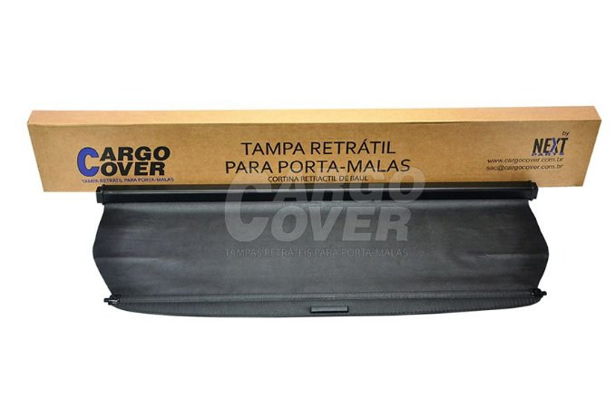 Nissan GRAND LIVINA - Tampa Retrátil do porta-malas Mod. Alternativo (Preta)