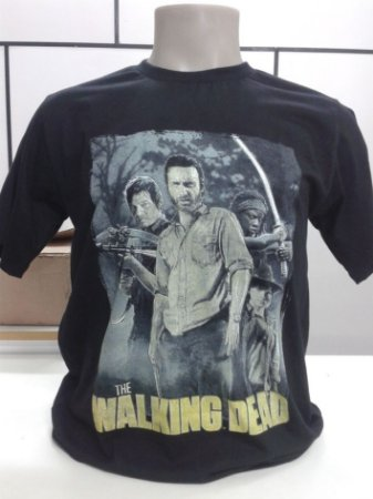 Camiseta The Walking Dead Serie