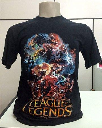 Camiseta League Of Legends