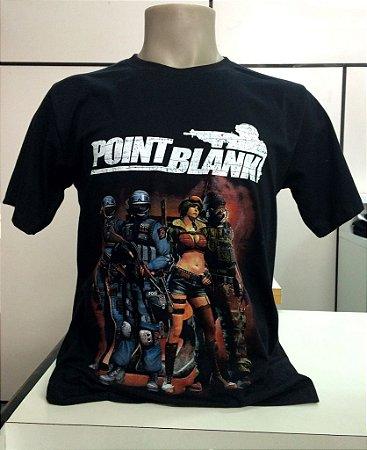 Camiseta Point Blank