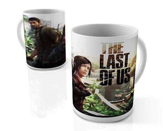 Caneca Personalizada The Last Of Us
