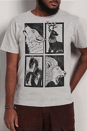 Camiseta Casas de Game of Thrones