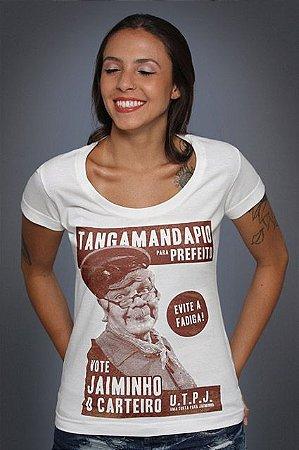 Camiseta Jaiminho, O Carteio