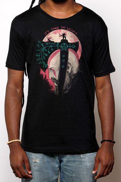 Camiseta Kratos God Of War