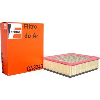 Filtro de Ar Seco Explorer V6 - 4.0 / 2.5 ( 97 / ... ) Ranger 4.0 6CC ( 98 / ... ) Pick Up B2500 Gasolina ( 98 / ... ) - CFFCA8243