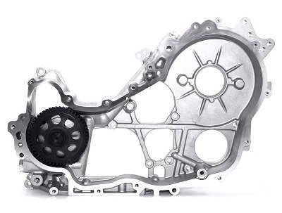 Bomba de Oleo Dyna Hiace Kdy220 Hillux / Quantum 2.5 2Kd - Ftv Turbo Diesel 01 / ... Innova 2Kd - Ftv 04 / ... - CID90310