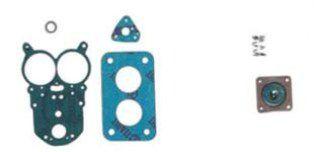 Kit Juntas Carburador Opala Duplo 4C / 6CC Solex 9 / 78 10 / 83 - CAA1009