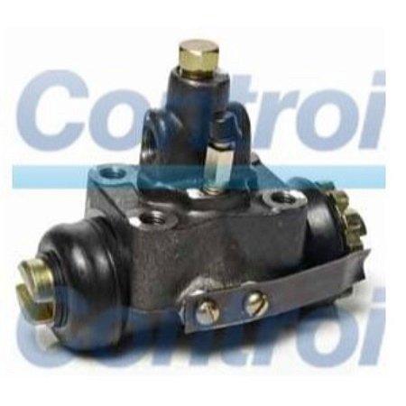 Cilindro de Roda Esquerda Posterior 22,22mm Bandeirante 80 / 96 com Freio Dianteiro a Tambor - CON3383