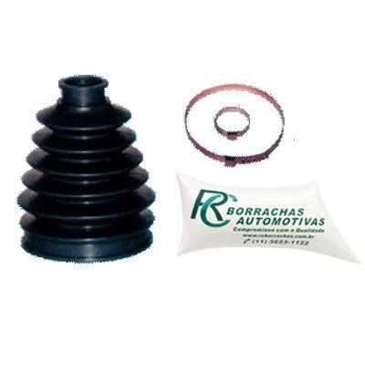 Kit Coifa Homocinetica Lado Roda Civic 00 / ... - CRC64089
