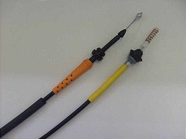 Cabo do Acelerador Bora 2.0 Mecanico 12 / 00 ... Golf 2.0 8V 8 / 99 ... New Beetle 2.0 Mecanico 11 / 99 ... 1765mm - CCB161376