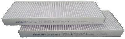 CFFCF12101 - FILTRO AR CABINE FRONTIER 2.5 DIESEL (NACIONAL - L