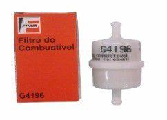 Filtro de Combustivel Fiat / GM / Honda / Yamaha / VW / Motocicletas ( Universal ) e Reservatorio Partida a Frio - CFFG4196