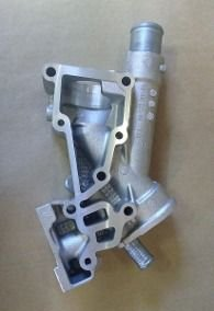Flange Aluminio C4 / C5 / 307 2.0 16V Gasolina / Flex 07 / - CVC615AAL