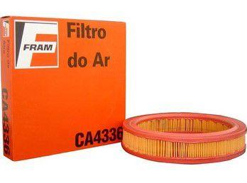 Filtro de Ar Seco Ipanema / Kadett / Monza ( Carburado Ou Injecao EFI ) Apos 91 - CFFCA4336