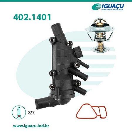 Combinado Arrefecimento Fiesta / Ka 8V Zetec Rocam 02 / 04 - CIG402140182
