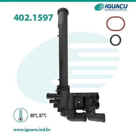 Combinado Arrefecimento Carcaca + Valvula + Cano Fox / Polo / G5 - CIG402159780