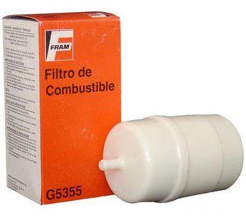 Filtro de Combustivel Escort Todos exceto XR3 2.0i e Hobby ( 93 / 96 ) Versailles Royale 1.8 ( 91 / ... ) - CFFG5355