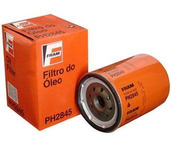 Filtro de Oleo Blindado Opala / Comodoro / Diplomata / Caravan 4C - CFFPH2845