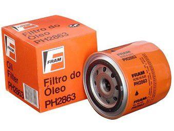 Filtro de Oleo Blindado Uno / Tipo / Tempra ( Alguns ) / Maverick- 4C / Dodge 1800 - CFFPH2863
