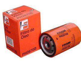 Filtro de Oleo Blindado Gol / Parati / Passat / Saveiro / Voyage 1.6 / 1.8 / 2.0 86 / ... / Escort / Verona / Versailles Royale 1.6 / 1.8 / 2.0 86 / ... - CFFPH2870B