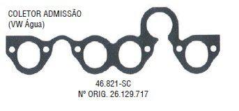 Junta do Coletor de Admissao VW Ap 1.6 / 1.8 / 2.0 - CSS46821SC