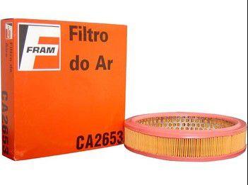 Filtro de Ar Seco Caravan / Opala / Chevette / C10 / A10 / C14 - CFFCA2653