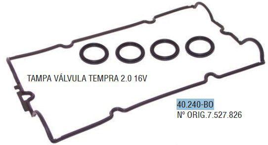 Kit da Tampa das Valvulas Fiat Tempra / Tipo 2.0 16V - CSS40240BO