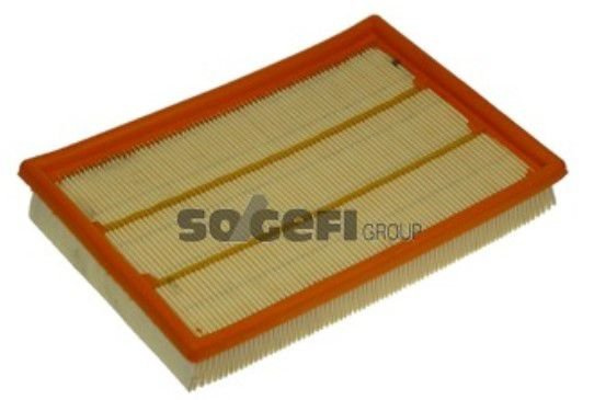 Filtro de Ar Seco Fiesta Rocam / Endura Nacional Apos 95 - CFFCA5682