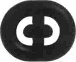 Coxim Tipo Anel Reforcado Santana / Gol 95 ( 5 Pecas ) - CBB417