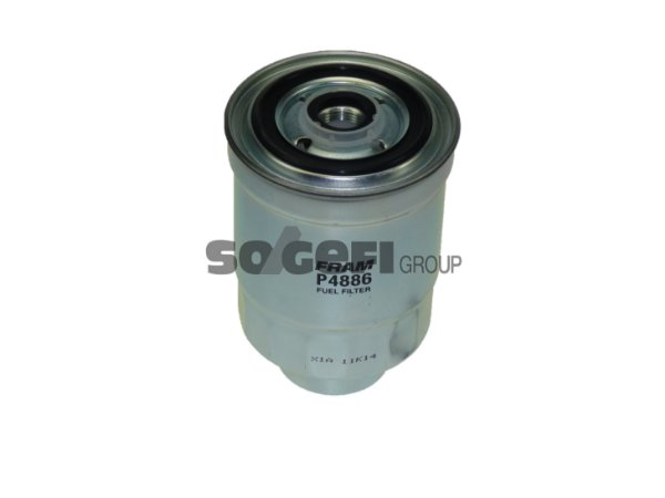 Filtro de Combustivel Diesel Blindado Pajero Diesel - CFFP4886