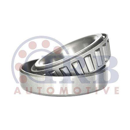 Rolamento Roda Dianteira Explorer 4.0 V6 4X4 / F150 Triton 4X4 / F1000 Eixo Albarus 46 2.5 HSD 96 / 98 ( Externo / Interno ) - CIB12049