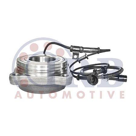 Rolamento Roda Dianteira F250 06 / ... - 4X4 Super Duty sem ABS / 8 Furos / F4000 06 / ... - 4X4 Super Duty sem ABS 8 Furos - CIB18947R