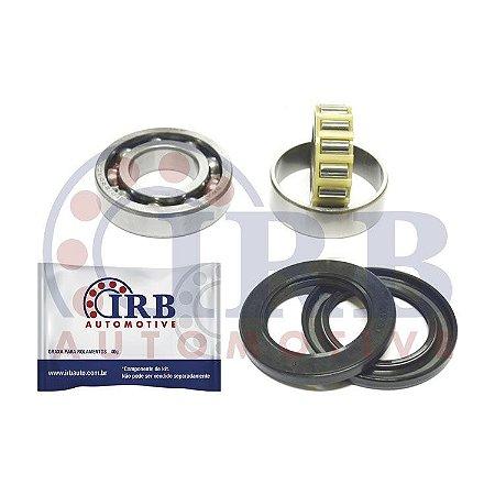 Kit Rolamento Roda Traseira Kombi 1.4 8V 05 / ... / 1600 8V 78 / ... - CIB351
