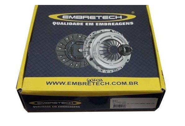 Kit Embreagem R19 1.6 / 1.8 94 / .. Clio 1.6 .. / 99 Laguna 1.8 .. / 96 Diametro 200 Estrias 26 - CEB1501