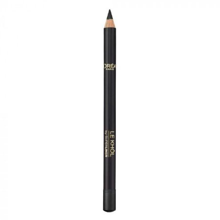 Lápis Para Olhos Superliner Le Khol Renovation Midnight Black L'Oréal
