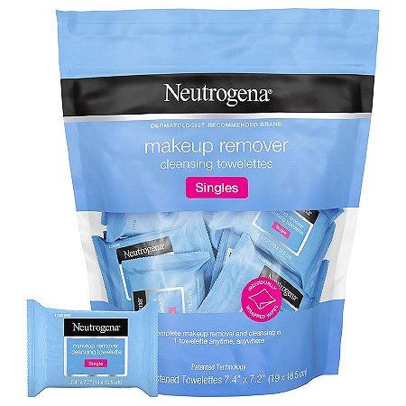 Toalhetes faciais Neutrogena Removedor De Maquiagem