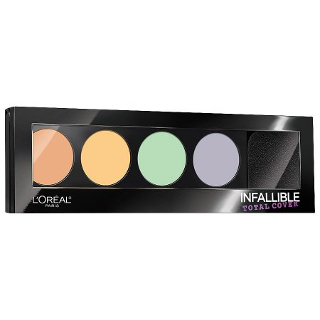 Corretivo L'Oreal Paris Infallible Total Cover Color Correcting