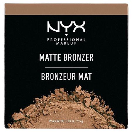 Bronzer NYX Professional Makeup Powder Matte