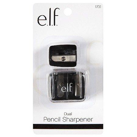 Apontador para lápis e.l.f. Dual Pencil Sharpener Black